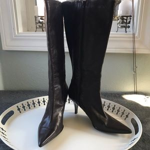 Kenneth Cole Reaction Change of Heart brown boots